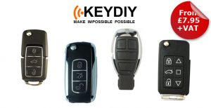 Replace Any Key With Our NEW Range of KeyDIY Key Remotes - City Safe