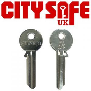 CitySafe UK is Bringing Key Cutting into to 21st Century, Starting with their Brand New Key Blanks