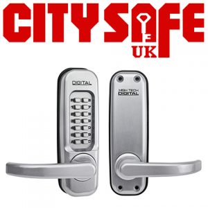 Lock it with Lockey! Digital Locks Available at CitySafe