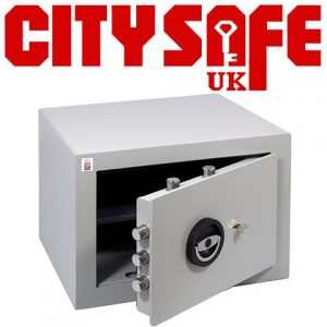 Sistec Key Locking Safes at CitySafe UK