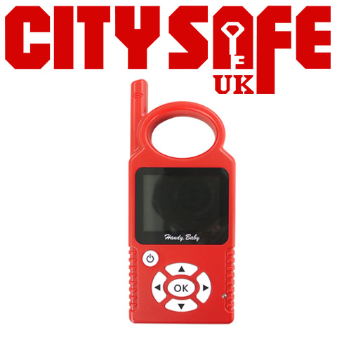 A very 'handy' key cloner now available at CitySafe!