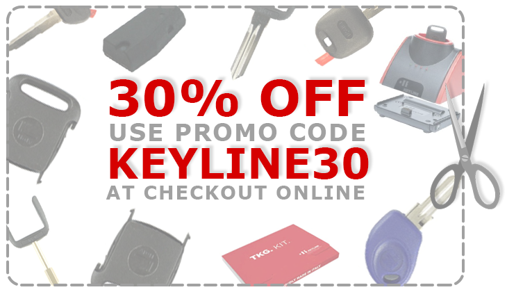 Deal of the Week: 30 off ALL* Keyline products – while stocks last!