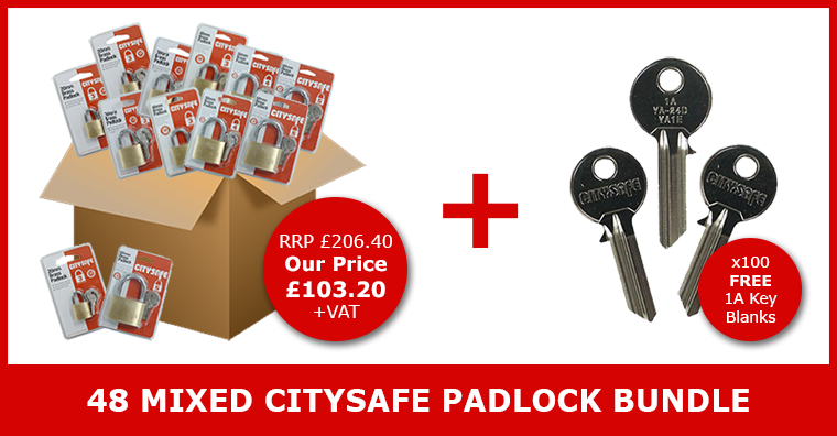 POTW: Introducing the CitySafe Padlock Bundle