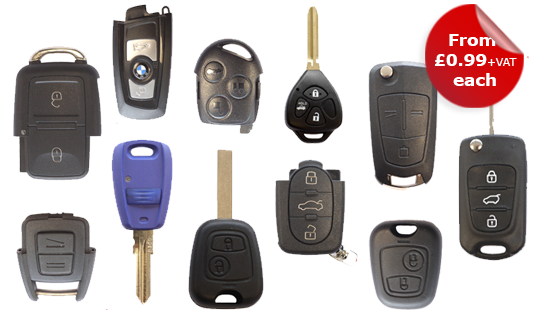 Make Money by Offering Car Key Replacement Cases!