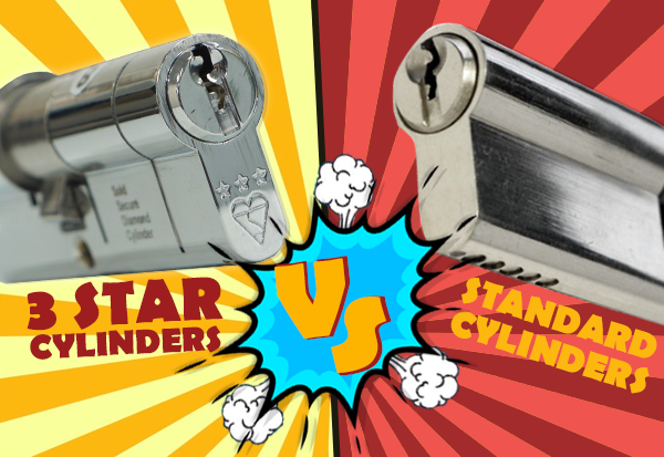 Battle of the Cylinders: 3* VS Standard