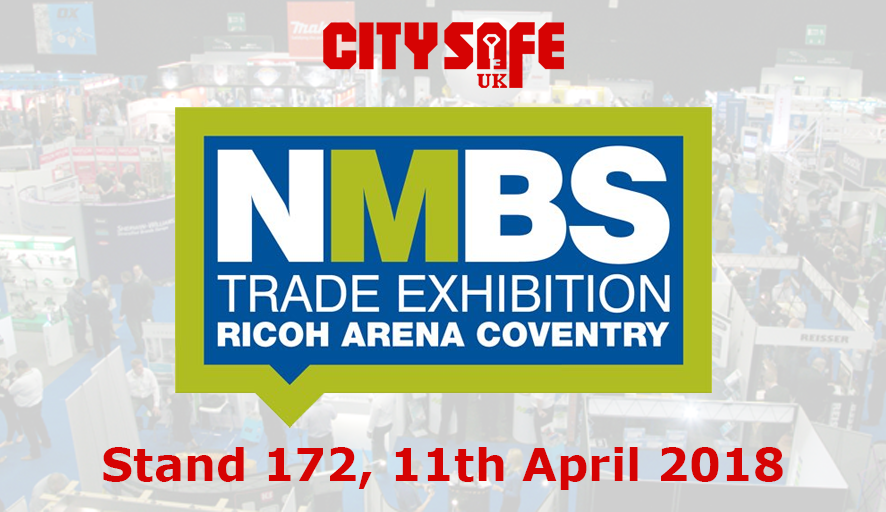 Join us at the 2018 NMBS exhibition!