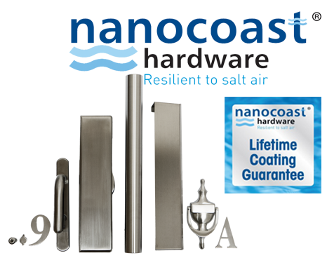 Nanocoast Door Hardware at CitySafe