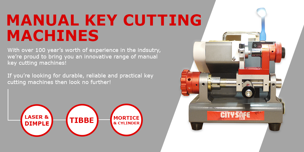 Discover the CitySafe Key Cutting Machines