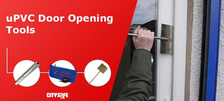 uPVC Door Opening Tools at CitySafe