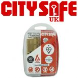 CitySafe 1* Kitemarked Cylinders - Retail Packed