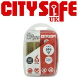 CitySafe 3* Kitemarked Cylinders - Retail Packed