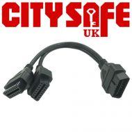 KeyDIY Splitter Cable For 'Car Keys On Your Phone'