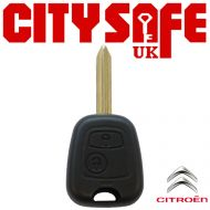 Citroen Repair Key - 2 Button (Includes SX9 Blade)
