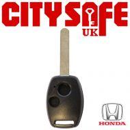 Honda Repair Key - 2 Buttons (Includes HON66 Blade)