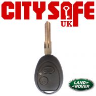 Land Rover Repair Key - 2 Buttons (Includes NE75 Blade)