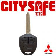 Mitsubishi Repair Key - 3 Buttons (Includes MIT11R Blade)