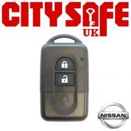 Nissan Smart Remote Repair Case - 2 Button