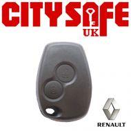 Renault Remote Repair Case - 2 Button