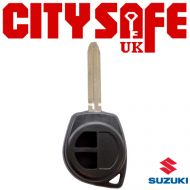 Suzuki Repair Key - 2 Buttons (Includes TOY43 Blade)