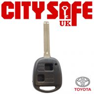 Toyota Repair Key - 2 Buttons (Includes TOY40 Blade)