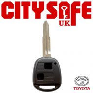 Toyota Repair Key - 2 Buttons (Includes TOY41R Blade)