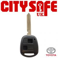 Toyota Repair Key - 2 Buttons (Includes TOY47 Blade)