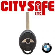 BMW MINI Repair Key - 3 Button (Includes MINI Blade)