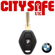 BMW Diamon Repair Key - 3 Button (Includes HU58 Blade)