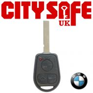 BMW Repair Key - 3 Button (Includes HU92 Blade)
