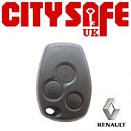 Renault Remote Repair Case - 3 Button
