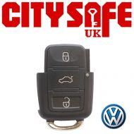 VW Remote Repair Case - 3 Button