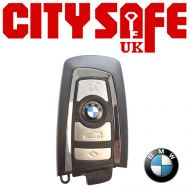 BMW Remote Repair Case - 4 Buttons (434mhz Frequency)