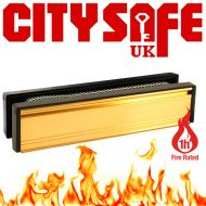 1 Hour Fire Rated Framemaster 12 Inch Letterboxes