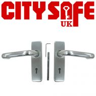 19mm Lever Lock Door Handle