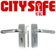 19mm 48.5mm Oval Cut Out Door Handle