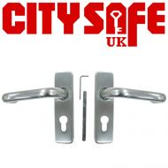 19mm 48.5mm Euro Profile Door Handle