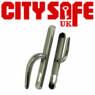 Fullex Gemini Front Door Handle