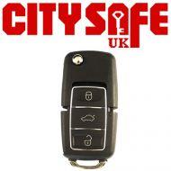 KeyDIY B01 Advanced Car Key Remote (3 Button)