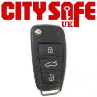 KeyDIY B02 Car Key Remote (3 Button)
