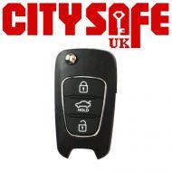 KeyDIY B04 Car Key Remote (3 Button)