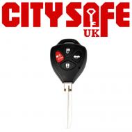 KeyDIY B05 Car Key Remote (3 Button with Panic Button)