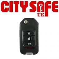 KeyDIY B10 Car Key Remote (4 Button)