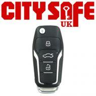 KeyDIY B12 Car Key Remote (3 Button)