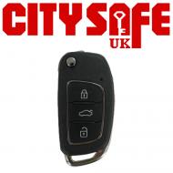 KeyDIY Aftermarket B16 Car Key Remote (3 Button)