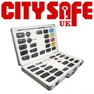 KeyDIY Luxury Display Case and Accessories