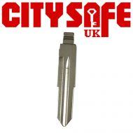 10 x KeyDIY DW04R Key Blades (DAE48)