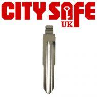 10 x KeyDIY DW05 Key Blades (DAE47)