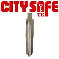 10 x KeyDIY DW05R Key Blades (DAE47S)