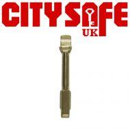 10 x KeyDIY FO21 Key Blades