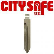 10 x KeyDIY FO38R Key Blades (FD21)